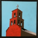 Guadalupe Bell Tower 22x22