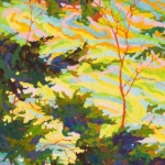 SOLDPoint Lobos Pacific Glory I, 32 x 14, oil on canvas