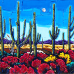 <b>SOLD</b>Red Desert Moon