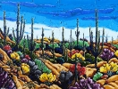 <b>SOLD</bThe Glory of Spring, 36 x 48, Oil on Canvas by Neil Myers at a Scottsdale art gallery