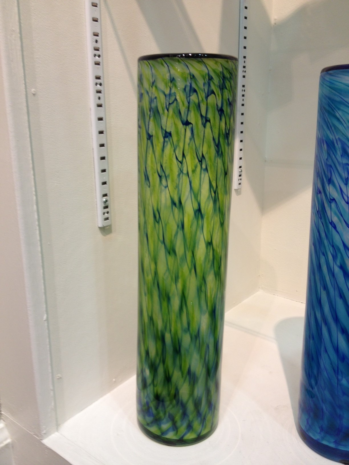 Glass vases at a scottsdale art gallery on main street the michael orr reviewsmspy