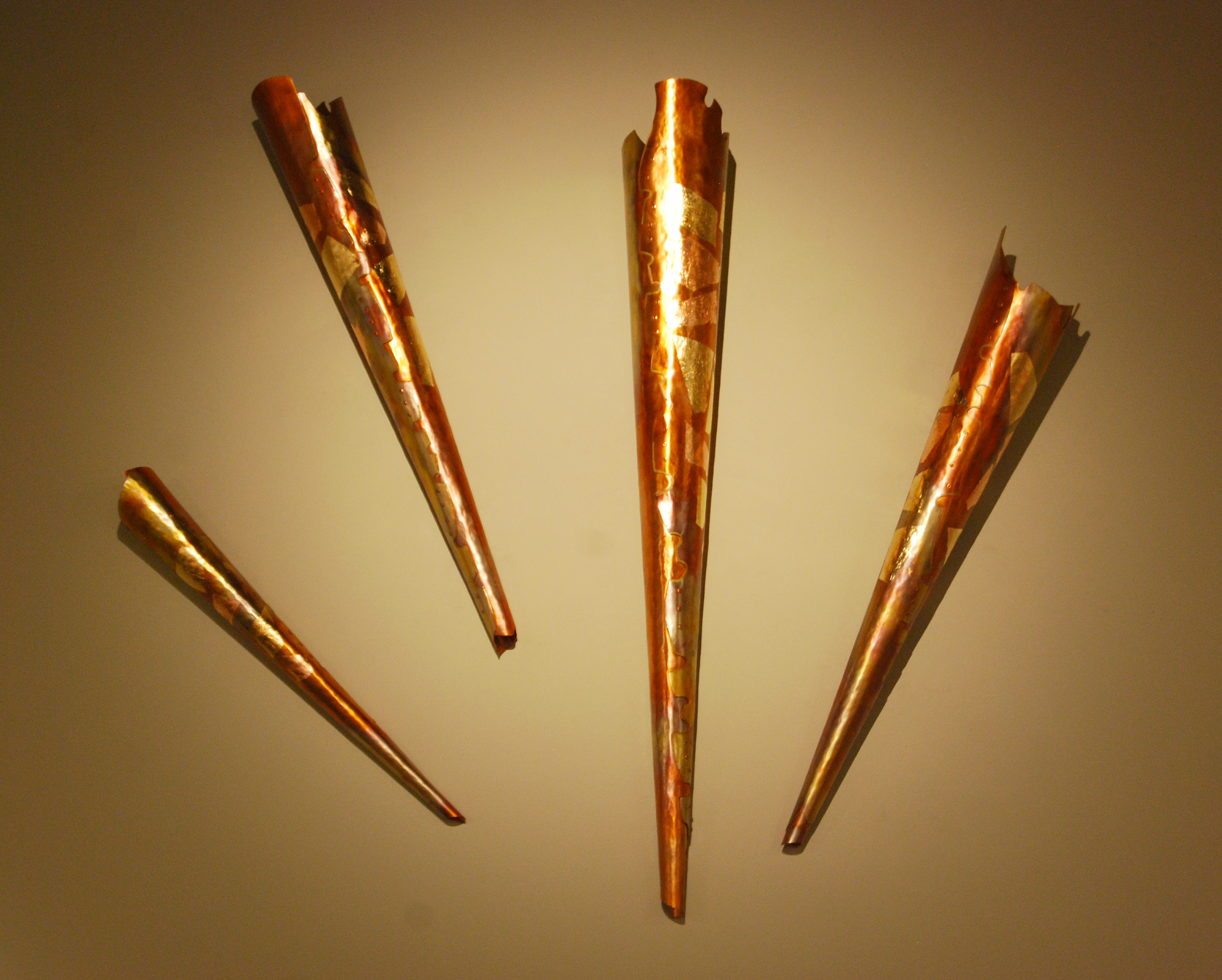 Thomas Markusen Copper Art at a Scottsdale Art Gallery | The ...