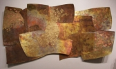 2011WRB, copper, Thomas Markusen at a Scottsdale art gallery